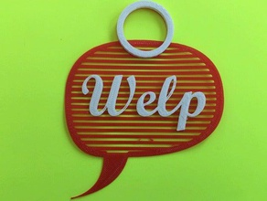 welp message hanging message message welp