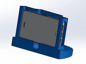 iphone 5 5s Autohalterung - dock Handy apple Auto dock hoemmade iphone iphone5 mount stand