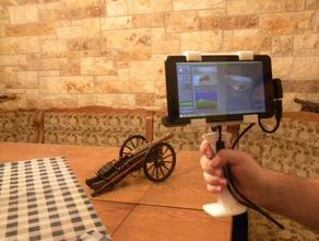 mobile 3d scanner asus xtion pro mount holder tools 3dmodel 3d model 3d printer parts 3d scan 3d scanner cam camera mount hand tool mobile scanner mount scanner tablet tool tools xtion xtion pro