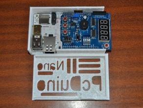 pcduino nano case electronics arduino case pcduino pcduinonano pcduino nano