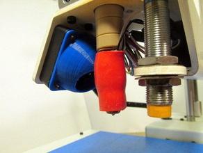 high flow fan shroud printrbot simple metal 3d printer extruders 3d printer fan fan duct fan shroud printerbot printerbot simple printerbot simple metal printrbot printrbot simple printrbot simple metal