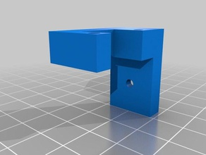 cobblebot endstop holder m3 bolts 3d printing 2020 cobblebot endstop endstop holder x endstop x endstop holder y endstop y endstop holder z endstop z endstop holder