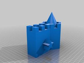 sand castle mold 3d printing castle sand sand castle