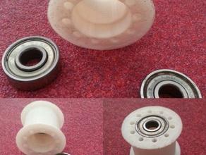 idler pulley 25mm robotics 25mm 5m htd htd-5m idler idler pulley