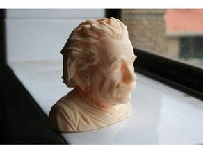 albert einstein bust people albert einstein bust einstein einstein variant face genius head human scientist