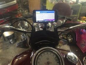 iphone 6 plus Motorrad-LENKER-Halterung Handy LENKER das iphone 6 plus iphone Halterung Motorrad mount