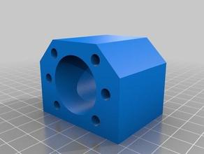 dsg16h dsg 16h 3d printer parts dsg dsg 16 h sfu1605 mount sfu 1605