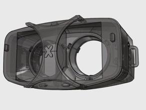 hmd-x lg g3 & samsung galaxy s6 diy g3 head mounted display hmd lg g3 oculus oculus rift vr vr headset