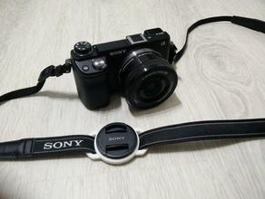 universal lens cap holder 405mm - sony nex 6 camera 40 405 5 6 camera cap holder lens nex nex 6 sony sony nex sony nex 6 strap