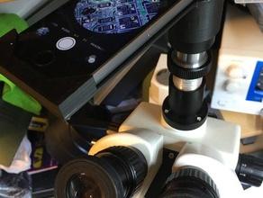 iphone 5s mount 232mm microscope eyepiece hobby