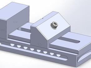 precision screwless vise machine tools bench vise cmm machine tool mechanical device multi-vise pcb vise slide vise table vise taig taig mill vise jaw vise jaws