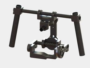 sony nex 5 handheld 3-axis gimbal camera brushless brushless gimbal camera gimbal nex 5n nex 5r nex 5t stabiliser