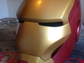 ironman helmet 3d printing avengers iron-man iron man tony stark