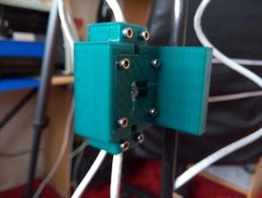 easyracelaptimer sensor housing 11mm gate rods rc vehicles