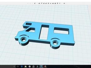 van puzzel puzzles free fun game geduld spa trick wohnmobil