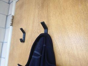 coat hanger household broom hook cap hook closet hook clothes hook coat hook door hook double hook generic hook hook clothes shirt hook super hook tool hook