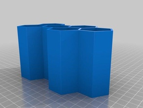 honeycomb storage2 containers customized
