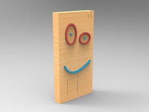 plank ed edd eddy toys games 3d prin 3d printer 3d printing cartoon cartoon network design solidworks