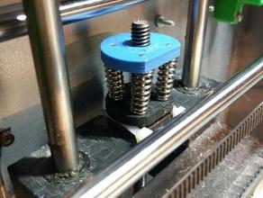 minimal anti-backlash v2 solution solidoodle 3d printer parts anti backlash anti backlash 518 solidoodle 3