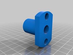 lmh10uu 10mm flanged linear bearing oval flange 3d printer parts 10mm bearing 10mm flanged bearing 10mm linear lm10uu