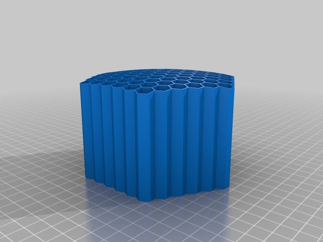 my customized honeycomb p