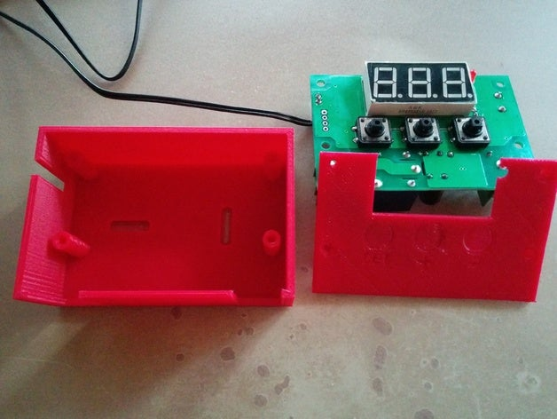 drok xh-w1301 thermostat