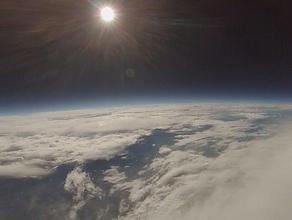 alta quota, lancio di palloni forniture di ingegneria biblioteca scienza scienceproject spazio