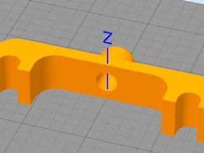 flashforge creator pro dial indicator jig 3d printer accessories