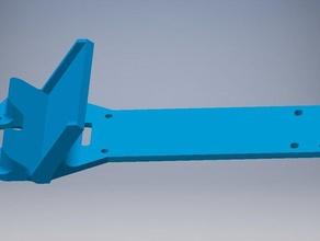 tweaker oberen Platte integriert yi montieren rc Fahrzeuge fpv quadcopter tweaker 180 xiaomi yi