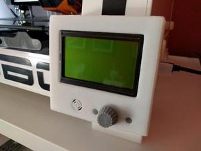 sainsmart lcd smart controller 12864 knob 3d printer parts customized robo3d robo 3d sainsmart sainsmart lcd
