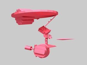 x-wing di precisione di manomissione art altitudine boolean bruciare i componenti unione