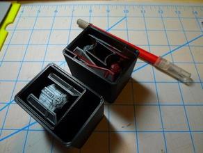 tie advanced interceptor bins harbor freight org x-wing tmg toy game accessories darth vader
