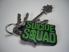 suicide squad portachiavi i portachiavi fumetti dc comics escuadron suicida guason joker portachiavi chiave a catena llavero il logo la marvel film payaso