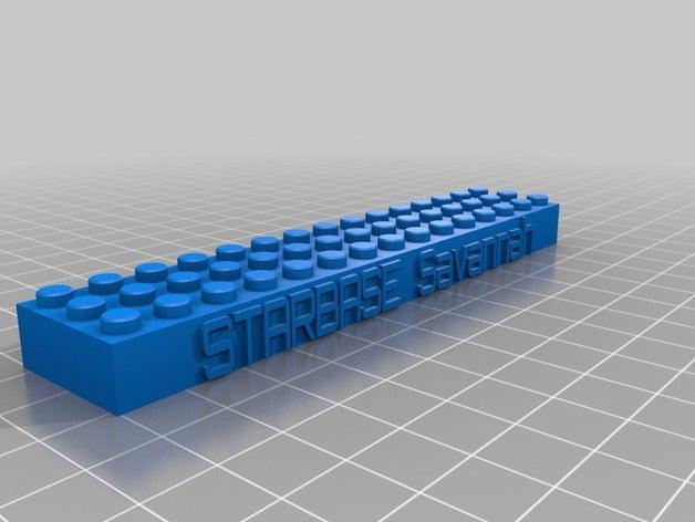 starbase lego constructio