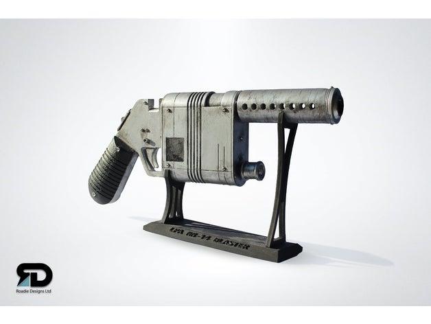 reys nn-14 blaster pistol