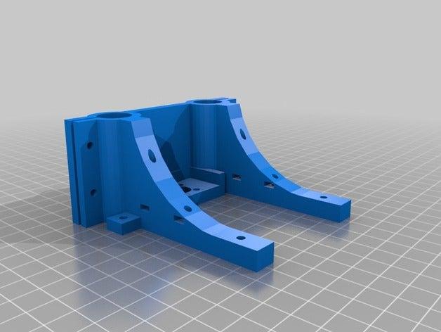 zaxis 3d printer parts
