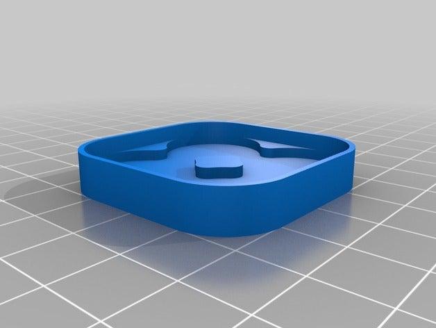 18650 battery case lid co