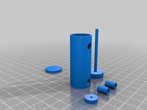 cylinderpistoncap 3d printing