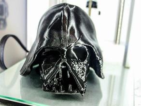 darth vader melted mask sculptures anakin darthvader darth vader starwars melted darth vader melted vader skywalker star wars force awakens