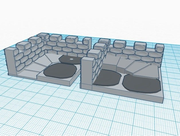dnd stone stairs 3d print