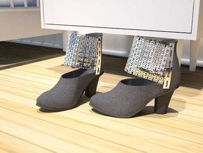 meraki modern bootie fashion shoes womens fashion