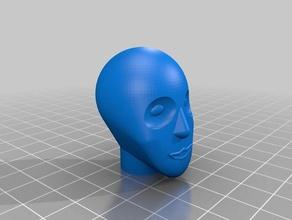 my customized makin faces interactive art