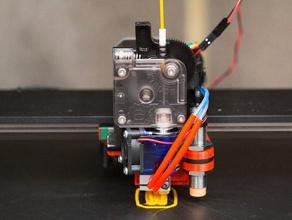 printrbot metal plus e3d v6 titan blower fan mod volcano printer parts blower duct e3d v6 volcano e3d volcano printerbot printrbot simple
