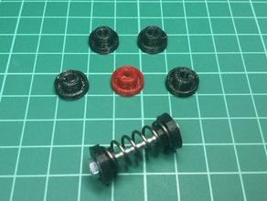 invito molle piano di lavoro rappy sharebot 3d printer parts