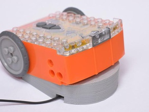 edcoaster robotics base cable cable holder cable management edcomm edison edison robot lego lego compatible meet edison programming stand