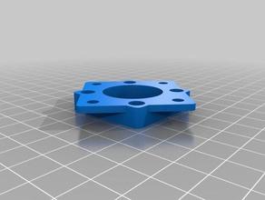 stepper adapter 3d printer parts nema17 rappy stepper motor