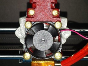 winomo support cooling duct rappy sharebot 3d printer accessories