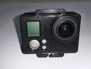 gopro 3 4 Objektivschutz Gesicht-Platte Kamera gopro 4 guard held mobius runcam Schild xiaomi yi