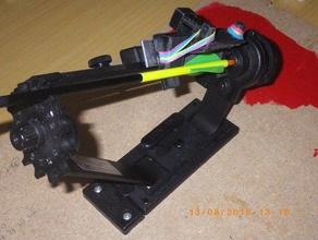 helix rh bpe clamp pro Pfeil Befiederung Vorrichtung kann für andere VORRICHTUNGEN gut sport im freien Bogenschießen Bogen-Pfeil - compound-Bogen