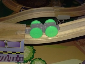 lego train ruota
